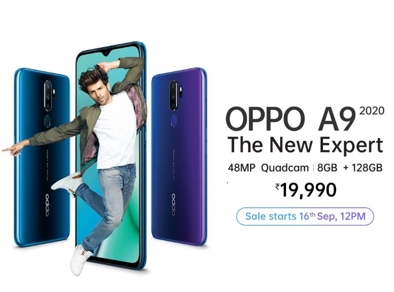 Oppo A9 sale