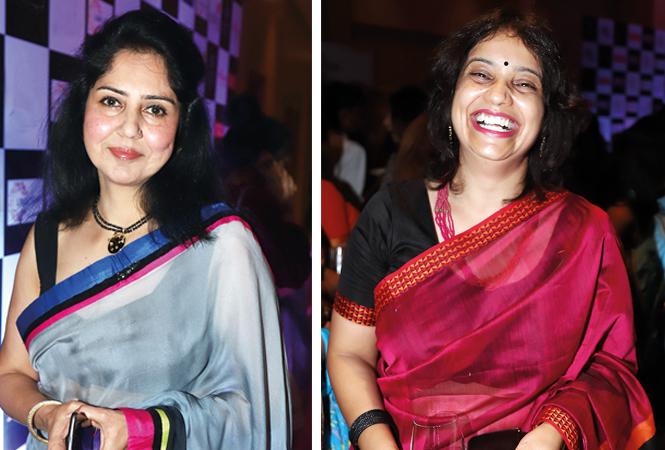 Shilpa Mair and Snigdha Singh   (BCCL/ Aditya Yadav)