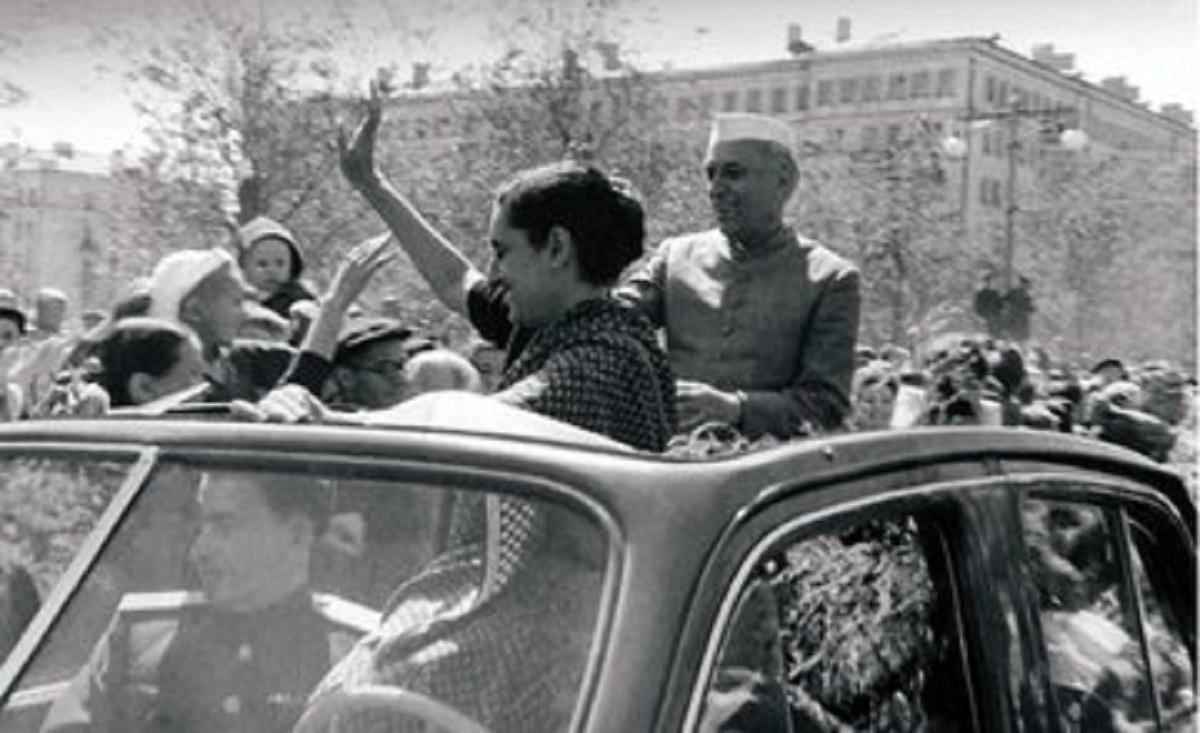 Nehru Gandhi 2