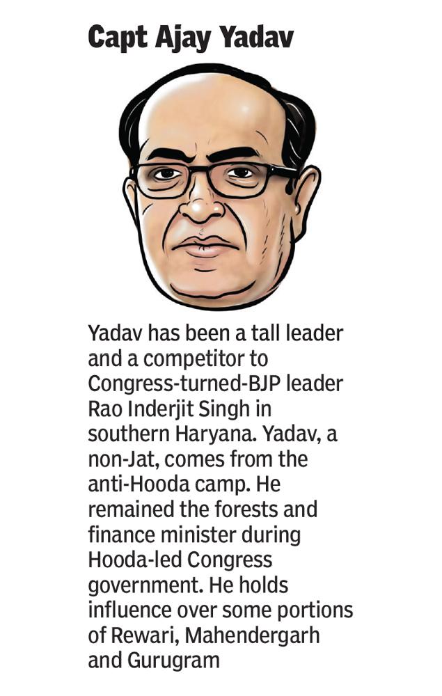 Capt Ajay Yadav