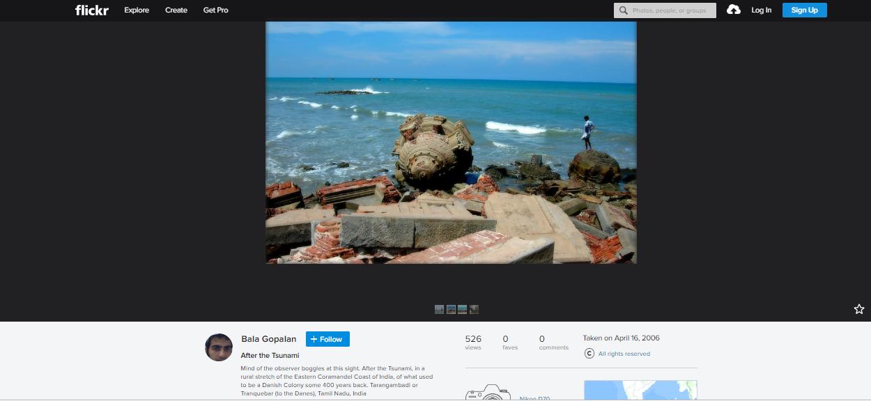 Flickr Result