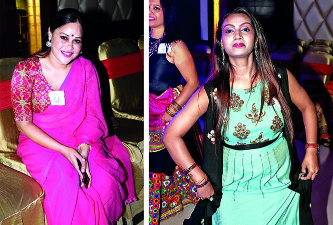 Priyanka Gupta and  Priyanka Gupta (BCCL/ Aditya Yadav)