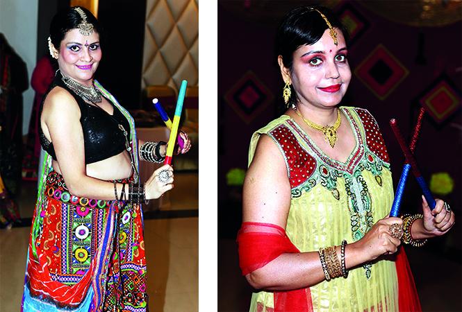 Ritu Chowdhry and  Ruchi (BCCL/ Aditya Yadav)