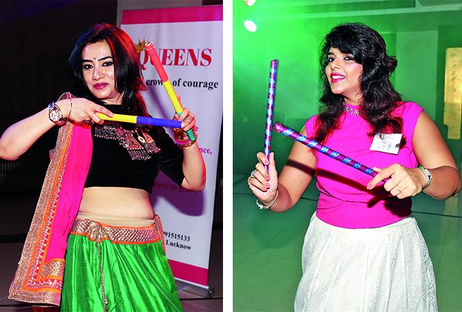 Versha Chauhan and Shalini Singh (BCCL/ Aditya Yadav)