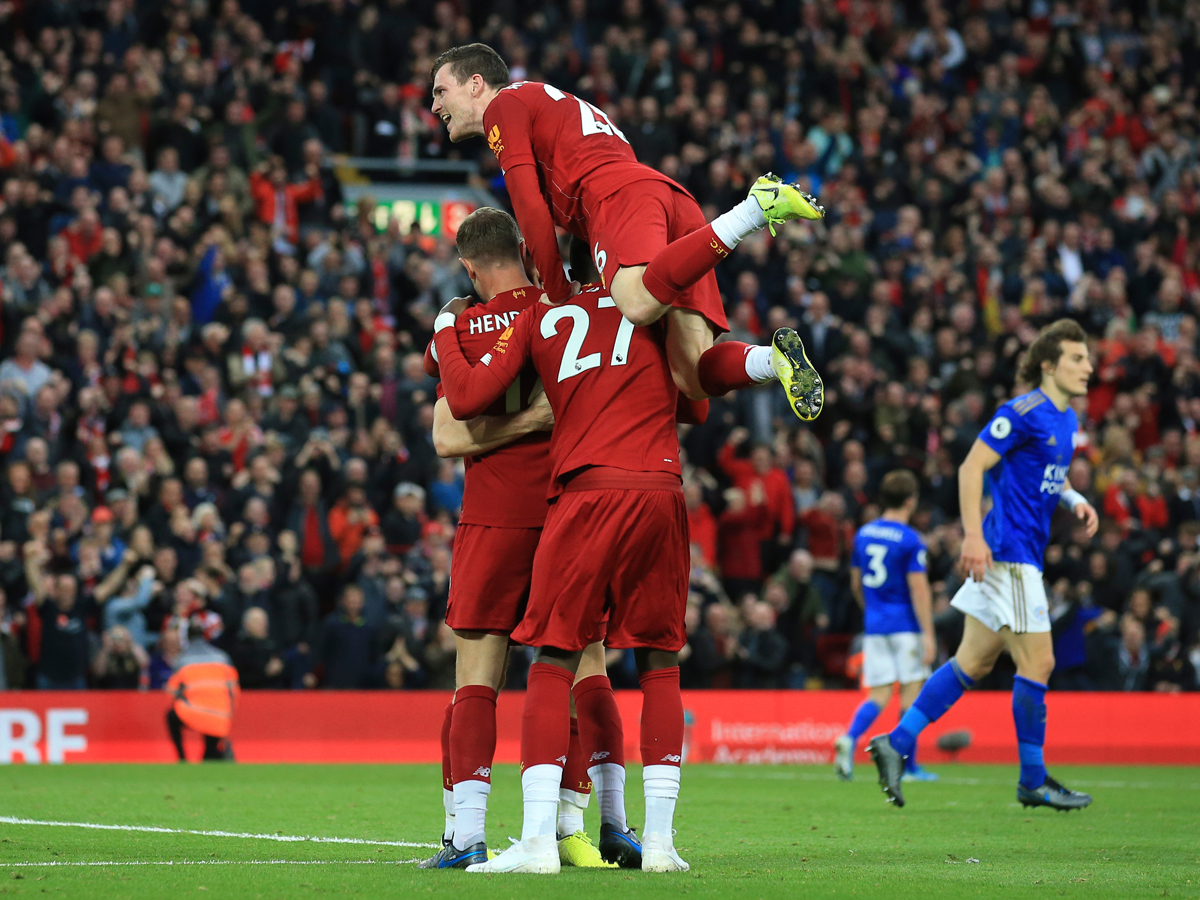 Premier League: Why Liverpool's lead could be misleading
