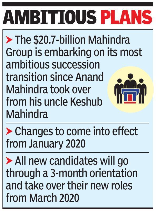 Mahindra may take on non-exec role