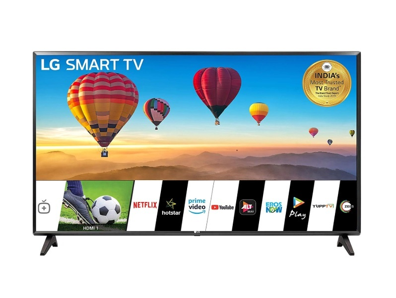 LG 43 inches HD Ready LED Smart TV