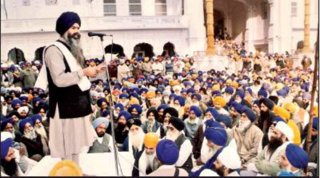550th Parkash Purb: Will better sense prevail this time?   Amritsar News -  Times of India