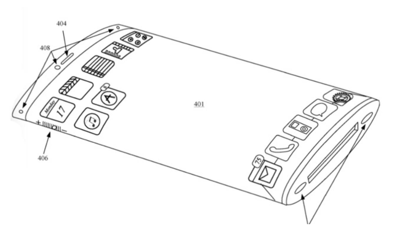 apple flexible phone