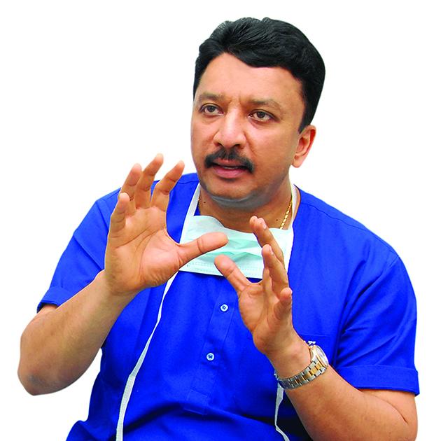 Prof. Dr. SM Balaji