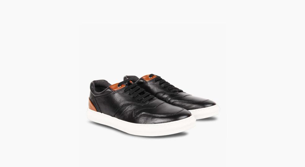 Leather sneaker for sneakerheads