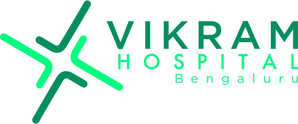 Vikram Hospital Logo