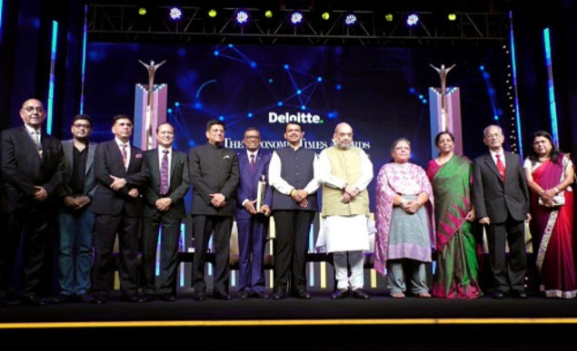 Economic Times Awards ANI (1)