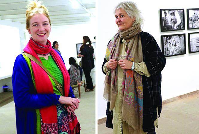 Eden and Eygio Hardardottir (BCCL/ Unmesh Pandey)