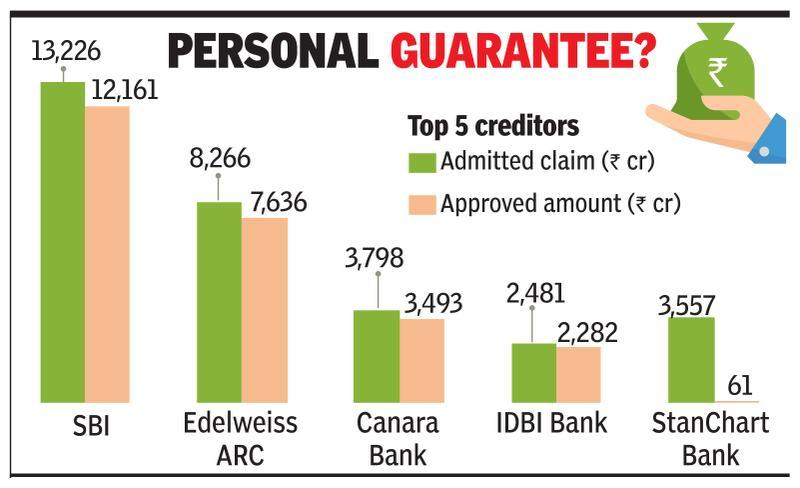 Most dues paid, but Essar Steel's promoters not off the hook yet