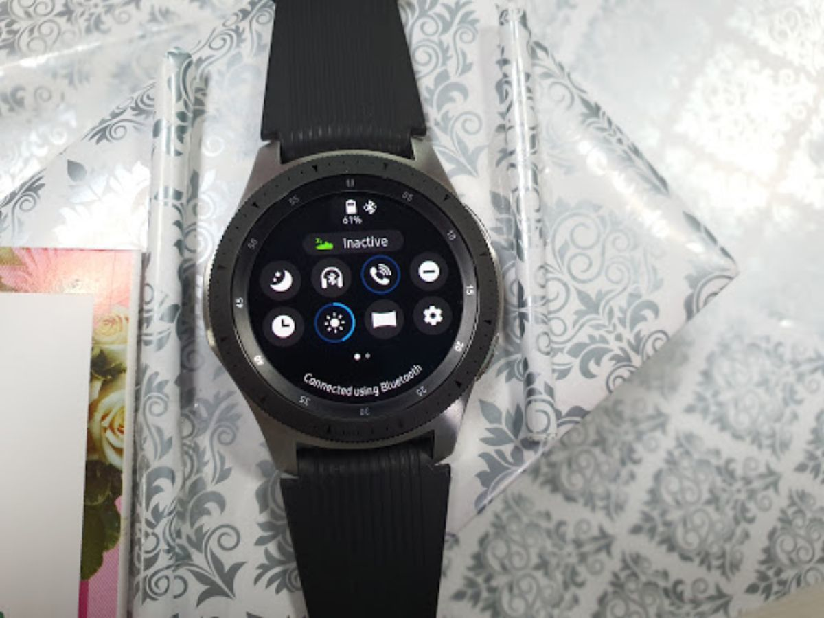 Samsung Galaxy Watch Lte Samsung Galaxy Watch Lte Variant Review