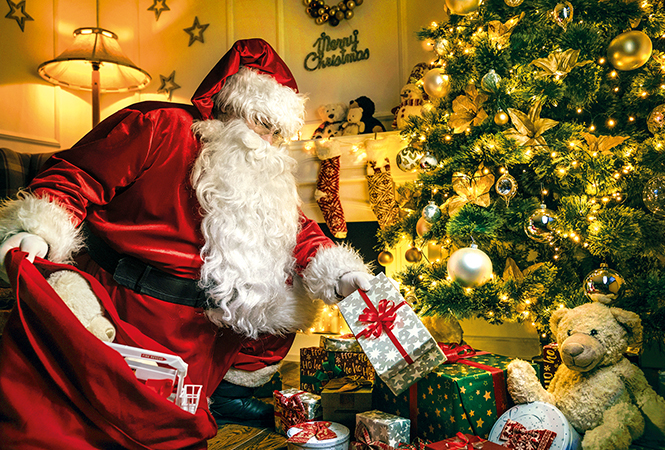Santa Claus Work Of Fiction Or Real When Do Kids Learn The Truth About Santa Claus Lucknow News Times Of India