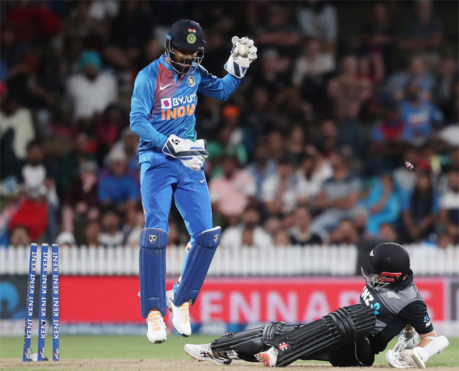 KL Rahul has proved his worth as a wicket-keeper