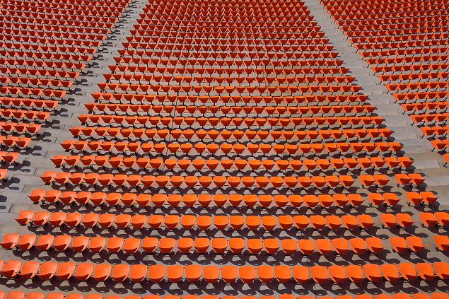 635 seating capacity
