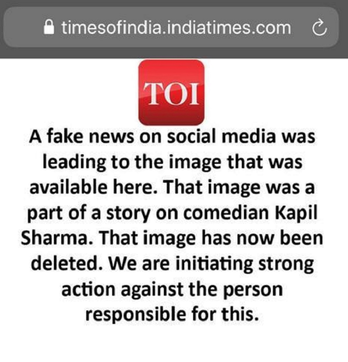 TOI Replace.