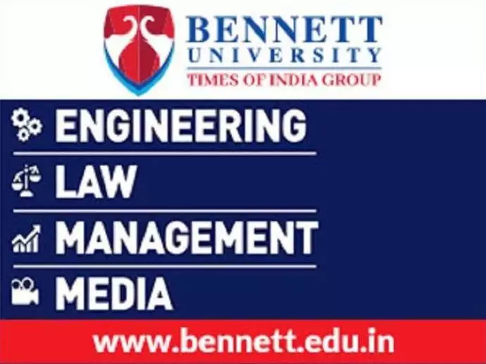 Bennett Univ logo revised