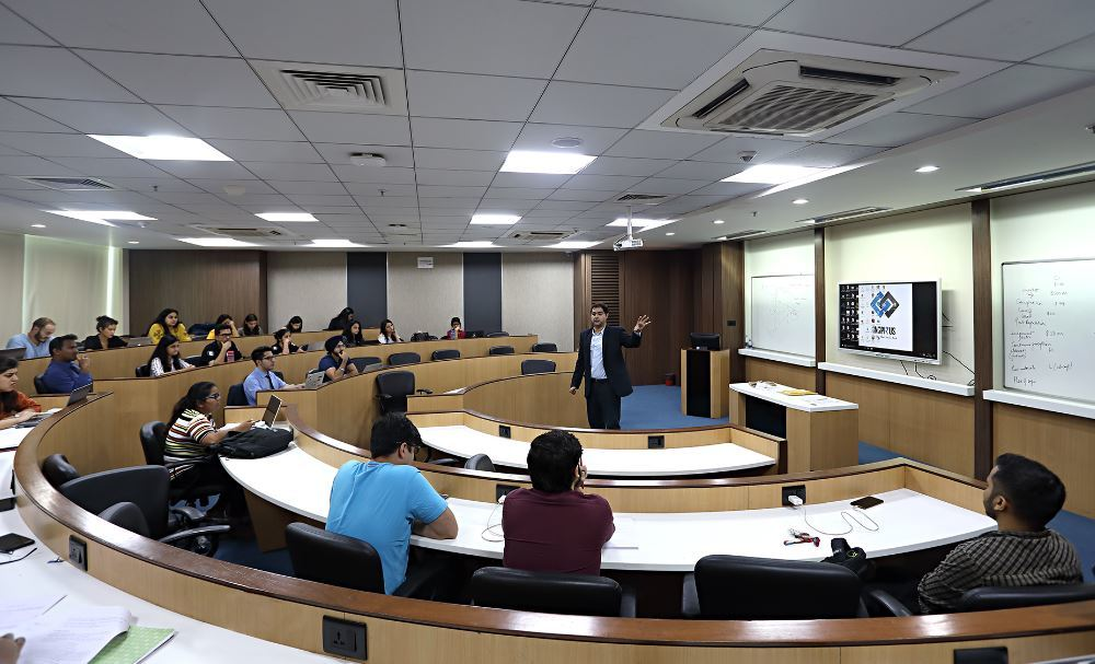 mba tech auditorium