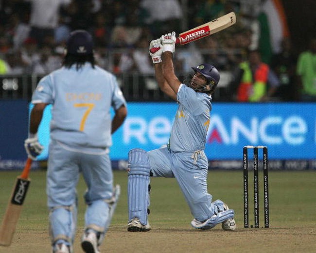 Yuvraj Singh recalls 6 sixes in 2007 World T20, reveals chat with ...