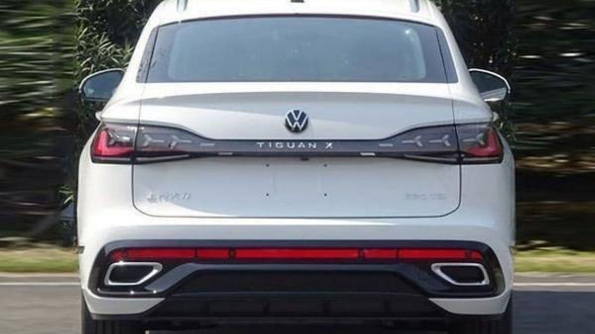 Volkswagen Tiguan X Launch 2021 Volkswagen Tiguan X Image Surface On Social Media