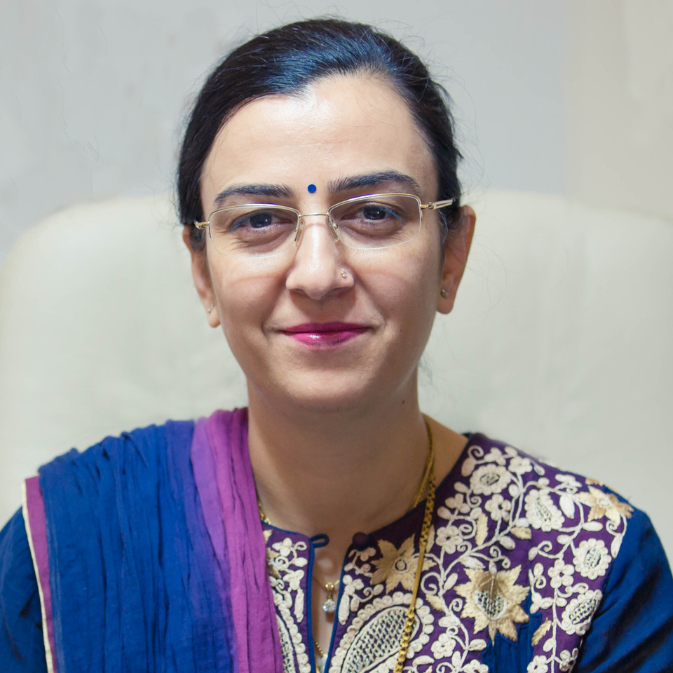 Saarada Ghosh.