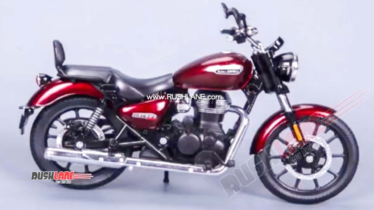 Royal Enfield Meteor 350 Launch Royal Enfield Meteor 350 Variants Images And Features Leaked