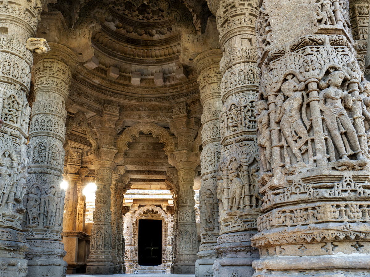 Modhera Sun Temple Facts: Did you know about these incredible facts about  Gujarat's Modhera Sun Temple? | Times of India Travel