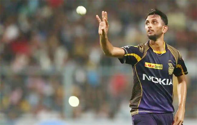 Be calm and consistent': KKR's Prasidh Krishna follows 'mentor' Glenn  McGrath's mantra   Cricket News - Times of India
