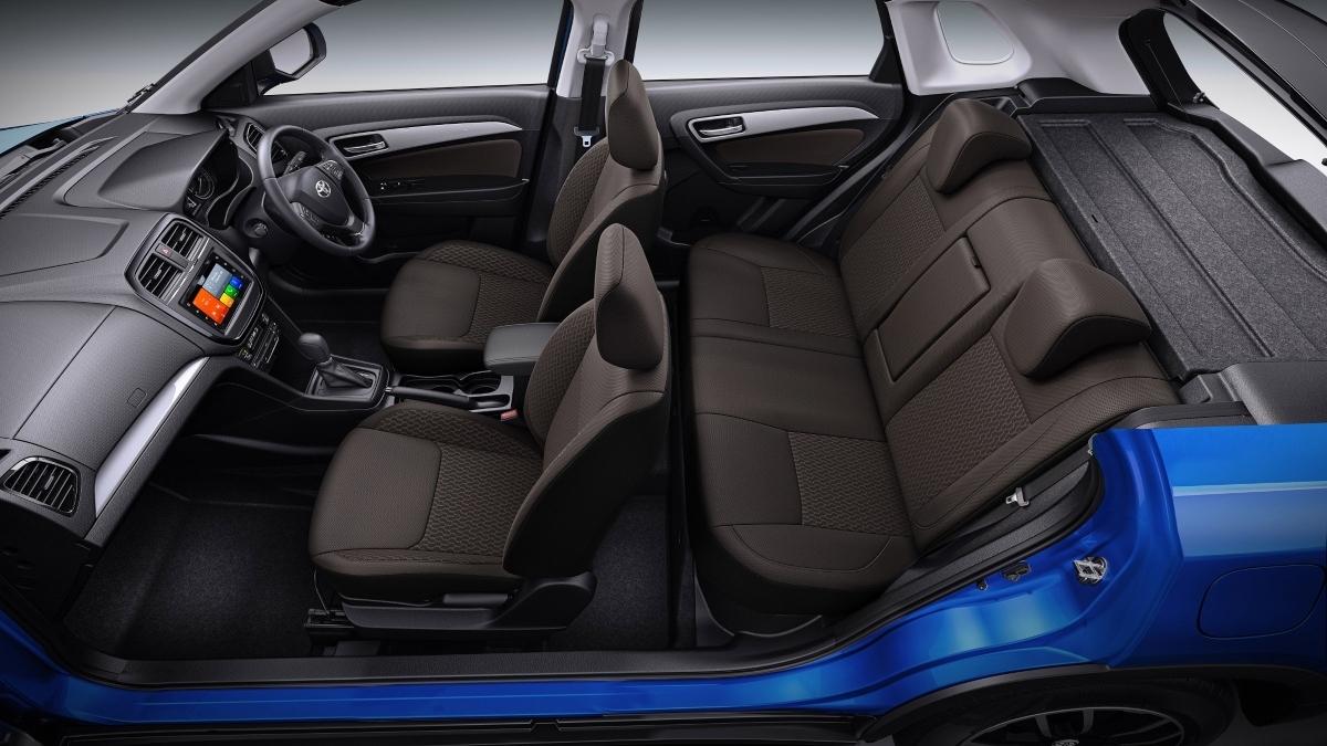 Toyota Urban Cruiser News: Toyota Urban Cruiser's interiors revealed