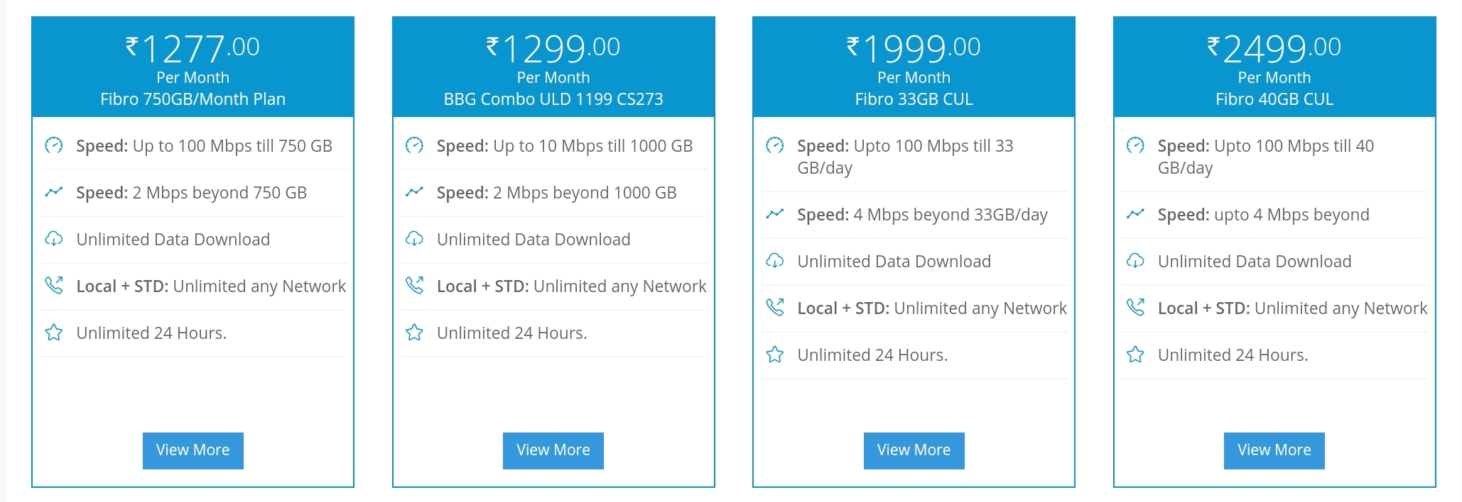 airtel xstream vs jio fiber: how Airtel's new broadband plans compare to those of Reliance JioFiber, Tata Sky and BSNL