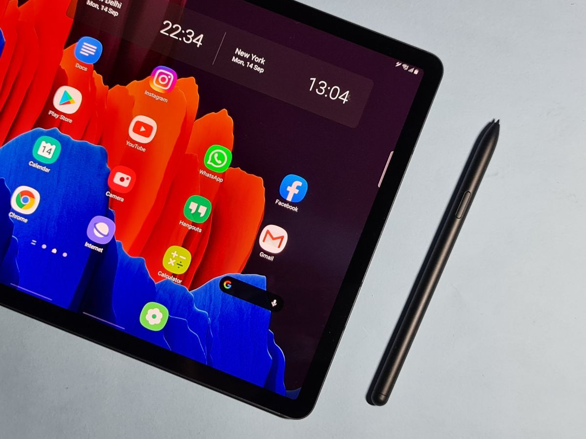 Master - Galaxy tab s7 plus overview: Samsung Galaxy Tab S7 Plus Evaluate: Samsung Galaxy Tab S7 Plus Evaluate & Score