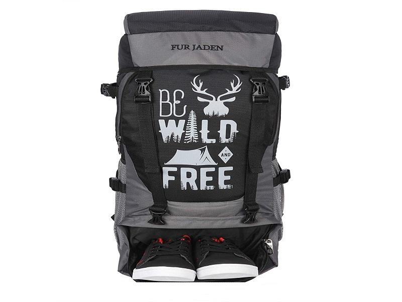 Fur Jaden 55 LTR Rucksack Travel Backpack