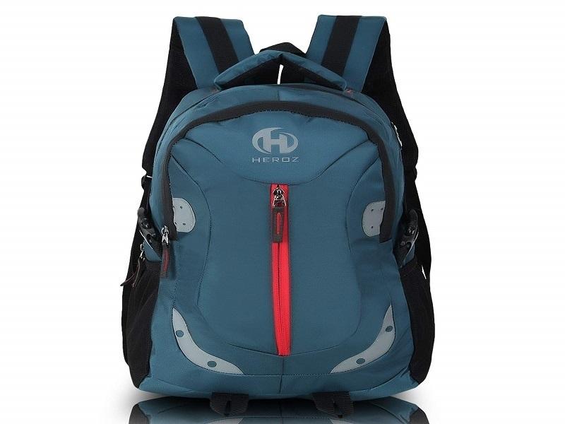HEROZ Harbour Unisex Nylon 28 L Travel Laptop Backpack