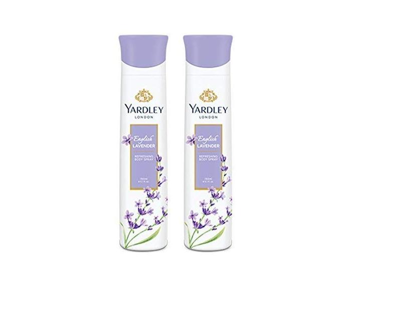 Yardley London Lavender Deo Spray
