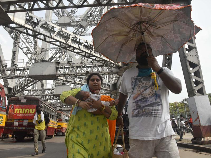 BJP activists brave police-TMC combine: 4 flashpoints in Kolkata, Howrah [internal image 1]
