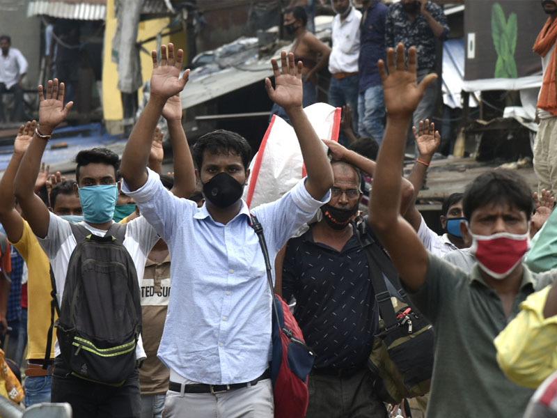 BJP activists brave police-TMC combine: 4 flashpoints in Kolkata, Howrah [internal image 2]