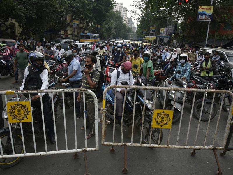 BJP activists brave police-TMC combine: 4 flashpoints in Kolkata, Howrah [internal image 4]