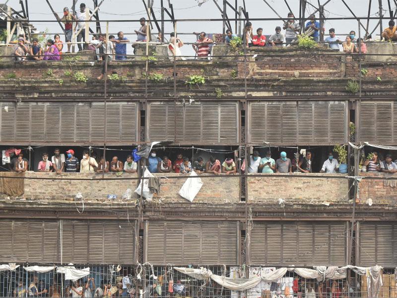 BJP activists brave police-TMC combine: 4 flashpoints in Kolkata, Howrah [internal image 7]
