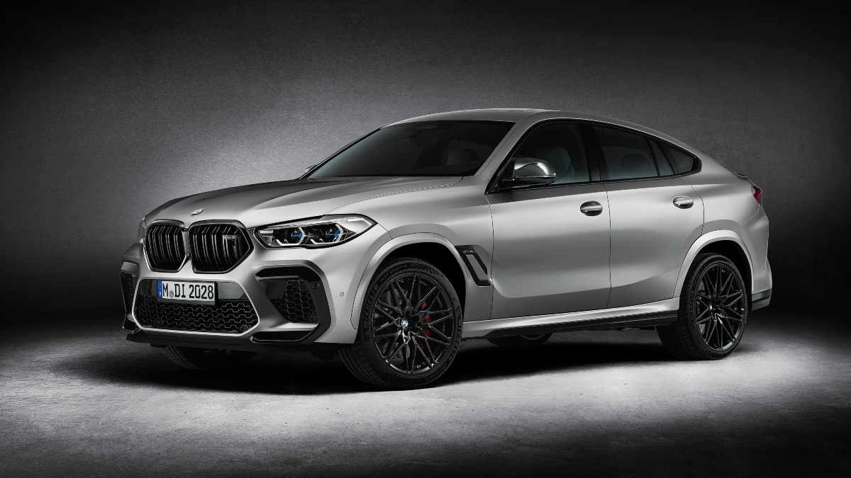 Bmw X5 First Edition Launch Bmw X5 And X6 M Competition First Editions Break Cover