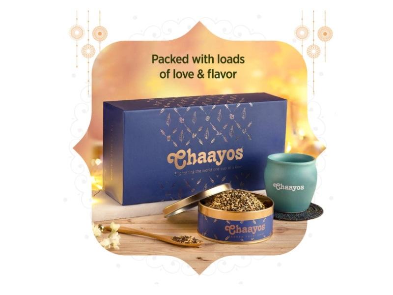 Chaayos Tea Gift Box