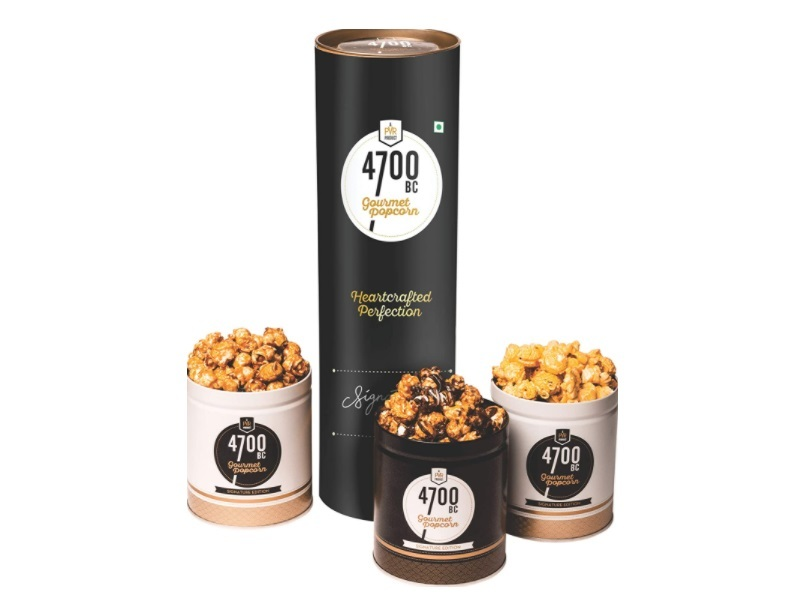 4700BC Gourmet Popcorn- Combo Gift Pack