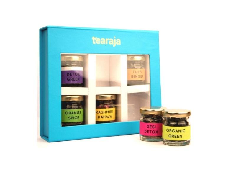 Tearaja Aqua Gift Box