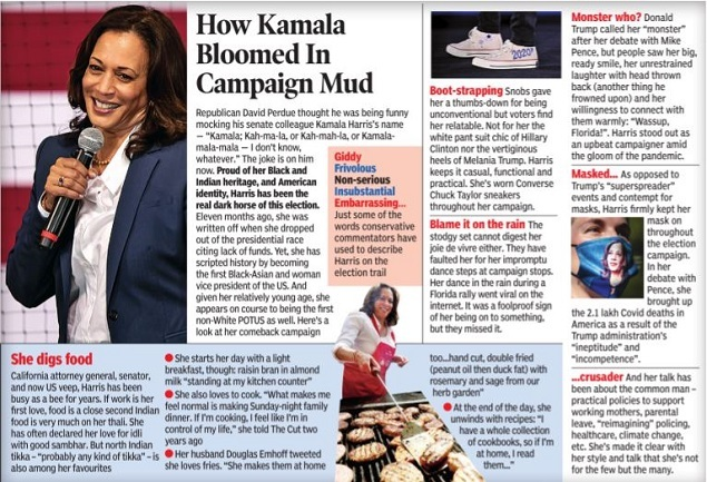 Kamala graphic