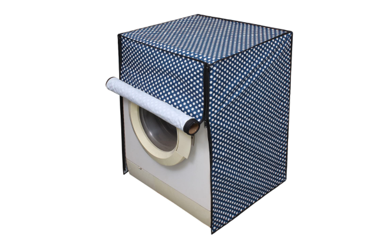 Washing machine cover for front-load washing machines