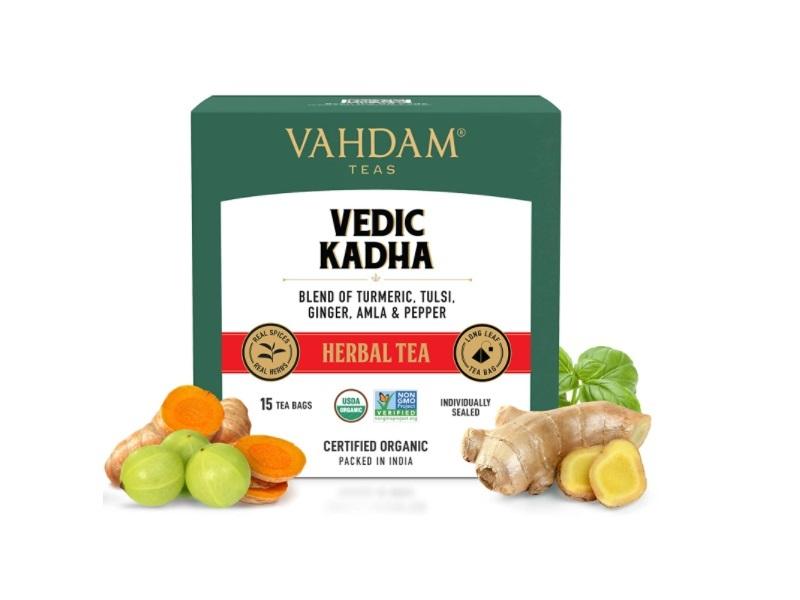 VAHDAM - Ayurvedic Kadha Tea