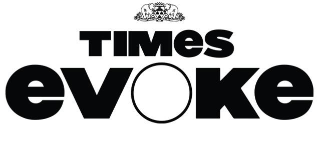 Times Evoke Logo.